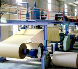 The type of paper & paper packaging industry